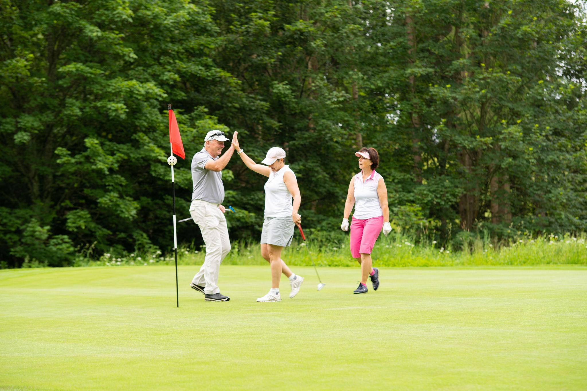 Golf DGV Platzreife