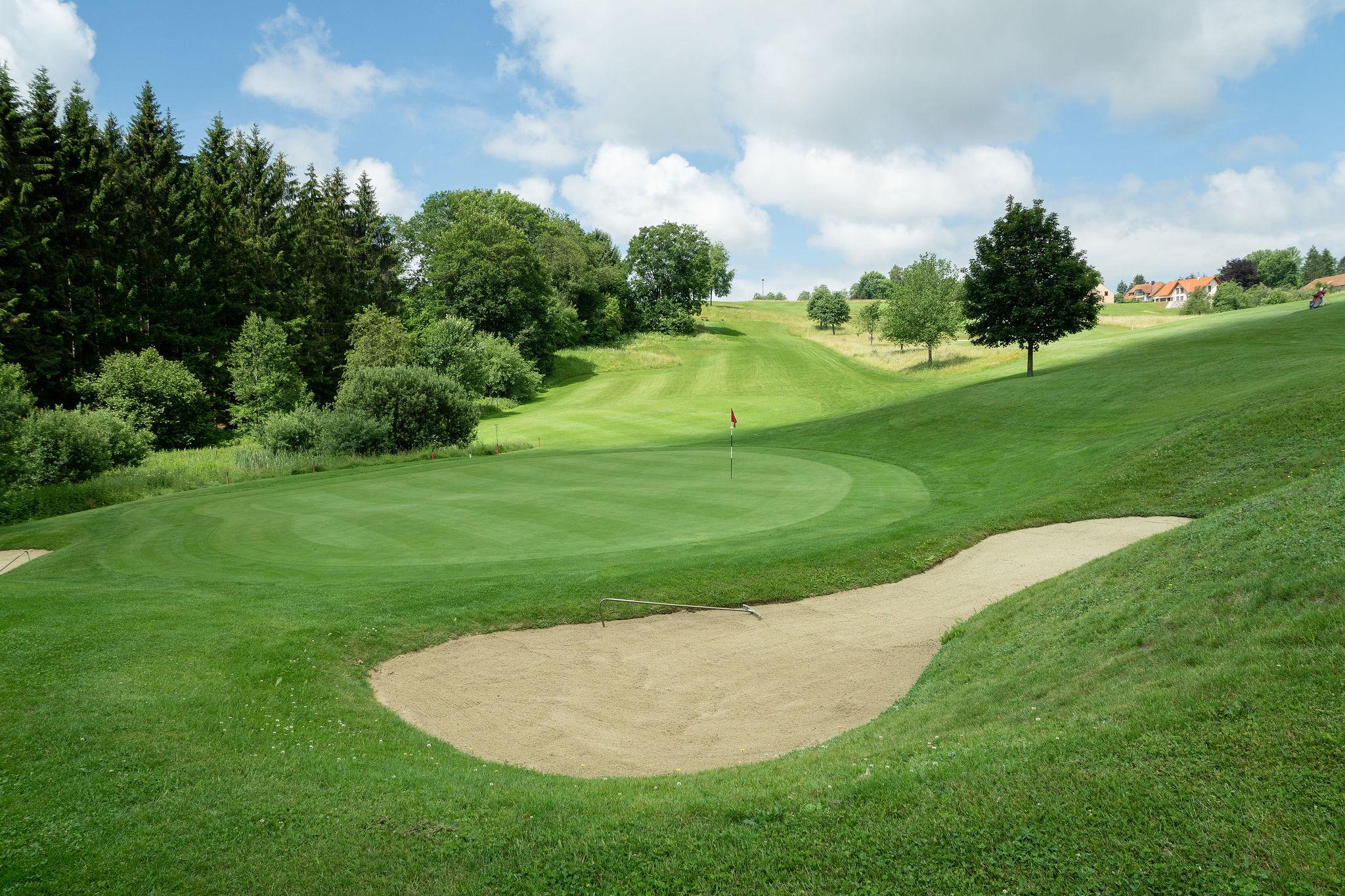 Golf Rickenbach Platz