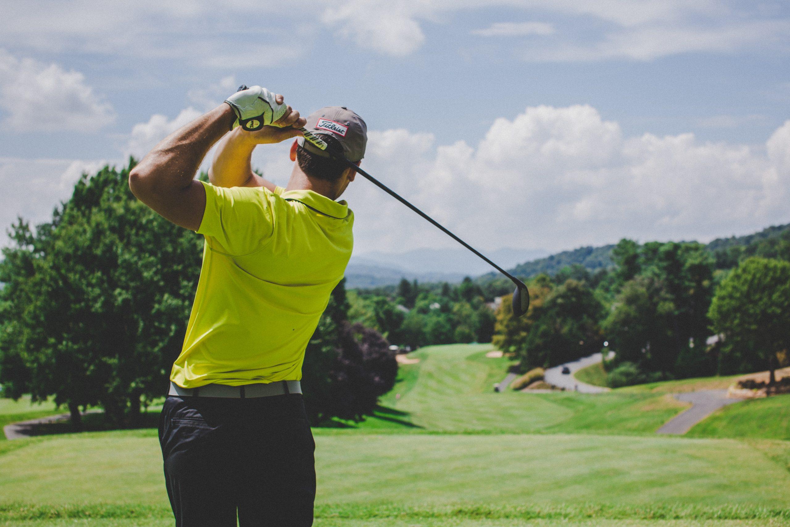 Golf ausprobieren